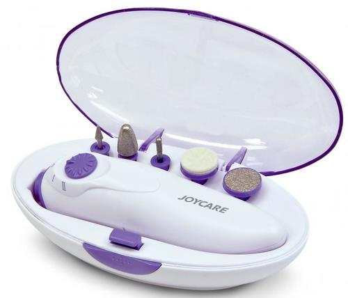 JOYCARE SET MANICURE A BATTERIAC/5 ACCESSORI